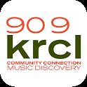 KRCL Public Radio App icon