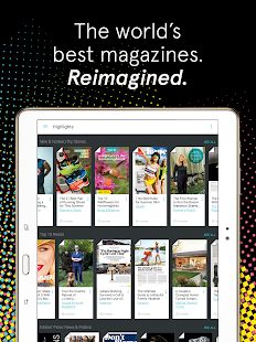 Texture – Digital Magazines Screenshot 11