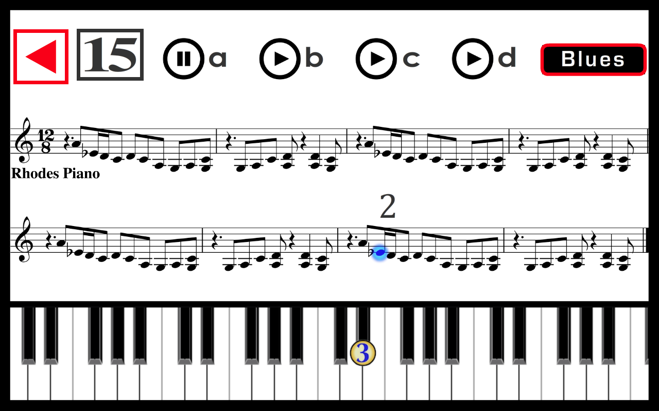 Learn how to play a real piano android apps on google play learn how to play a real piano screenshot hexwebz Image collections