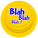 Blah! Button ® icon