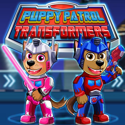 Puppy Patrol Transformers
