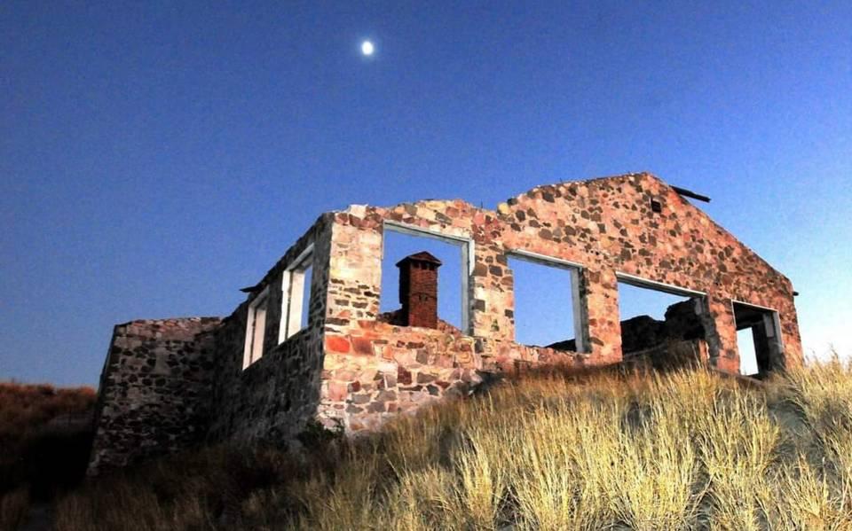 El actual casino del Diablo en Sonora.