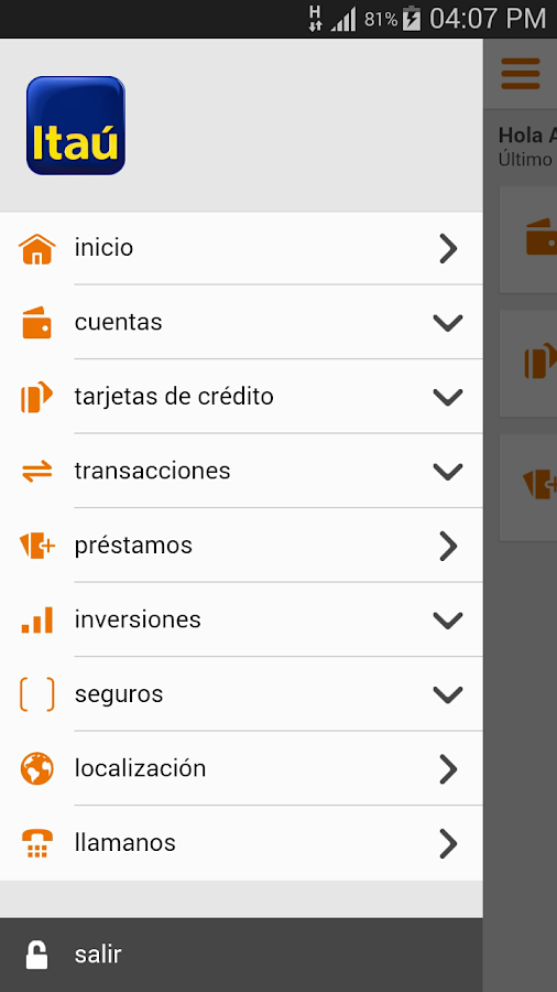 Ita py android apps on google play Bod solicitud de chequera