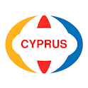Cyprus Offline Map and Travel Guide icon
