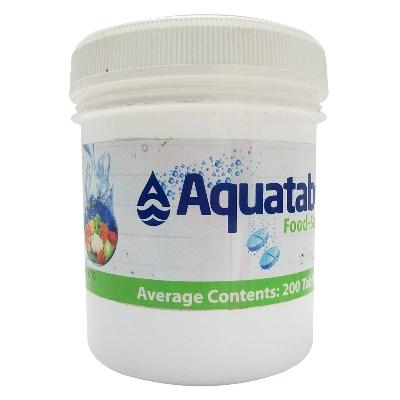 Aquatabs multipropósito 1.67g 200tabletas Unica Llc