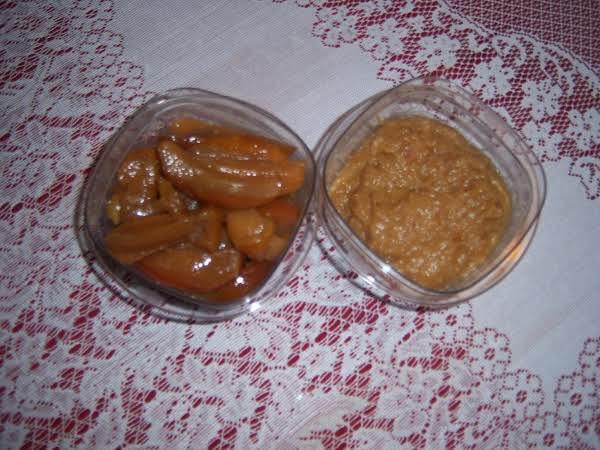 Buttery Applesauce 0r Sliced Apple Side Recipe