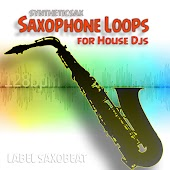 Saxophone Loops for House DJs