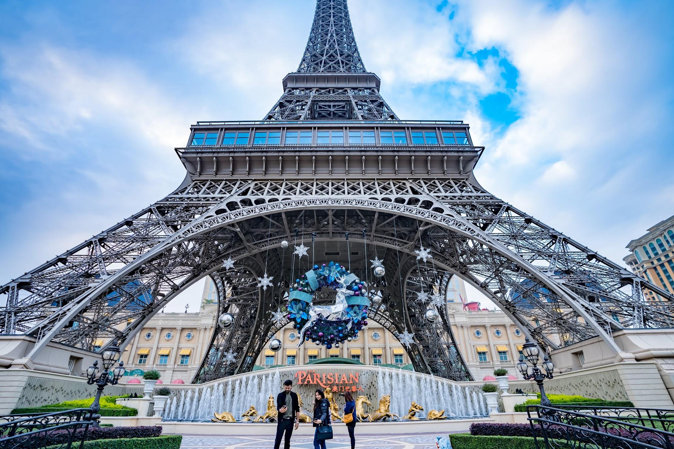 Parisian Macao Eiffel Tower2