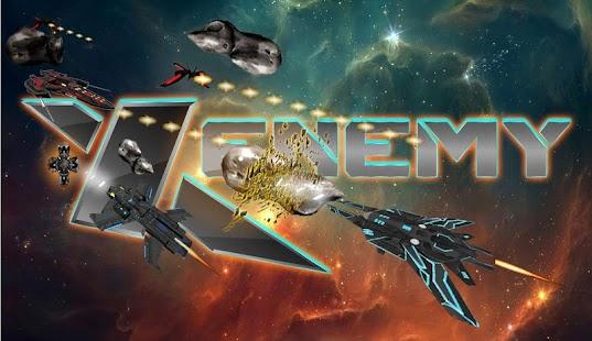 X enemy - náhled