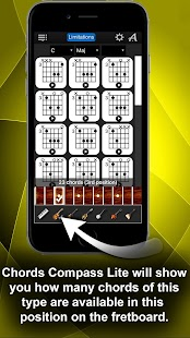 Chords Compass Lite- screenshot thumbnail