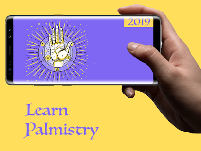 Palmistry - How to read palms - náhled