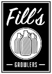 Logo for Fill's Growlers