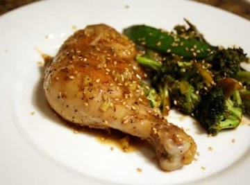 Lemon Ginger Chicken Recipe