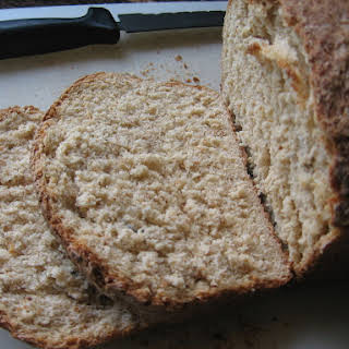 Something New and Old - Oat Bran Sandwich Bread.