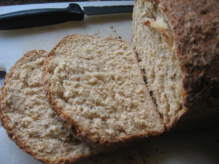Something New and Old - Oat Bran Sandwich Bread Recipe