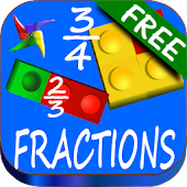 3rd 4th Grade Fractions Maths