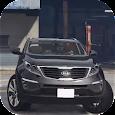 Car Parking Kia Sportage Simulator apk