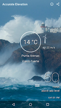 Download HyperLocal Weather By Current Elevation APK Latest - Current elevation app