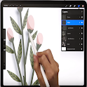 New Procreate Paint Free Painting Tips icon