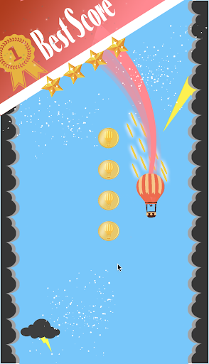 Rise the balloon up screenshot 4