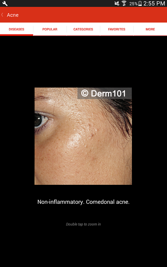 Derm101: Point of Care 3.8- screenshot