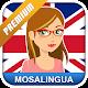 Apprendre l'Anglais rapidement - MosaLingua (app)