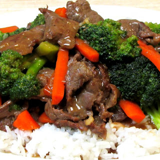 Beef with Broccoli - How to make Beef and Broccoli - Chinese Food