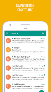 EasyMail – easy & fast email Apk Latest Version Download For Android 3