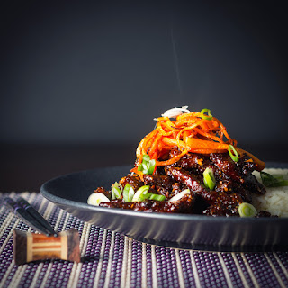Sticky Beef Recipes