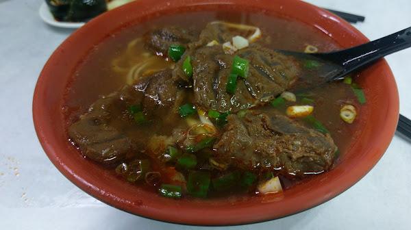 肉質軟嫩湯頭好喝@永昌牛肉麵