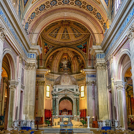 Churches series - Rome by Antonello Madau - Buildings & Architecture Places of Worship