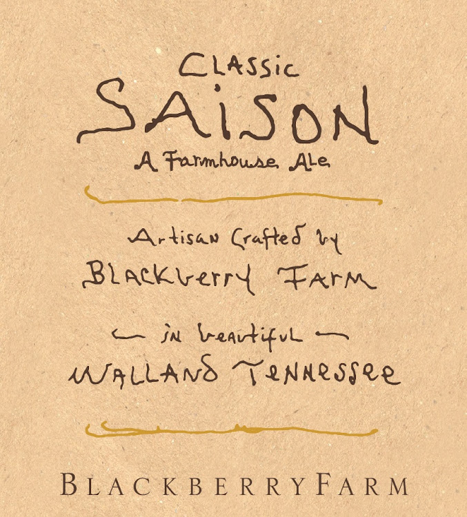 Logo of Blackberry Farms Classic Saison