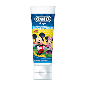 Crema Dental Oral-B Pro-Salud Stages Mickey 75ml