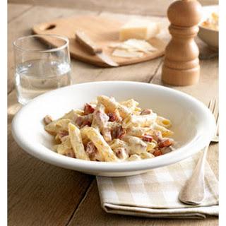 Hemelse Pasta Carbonara