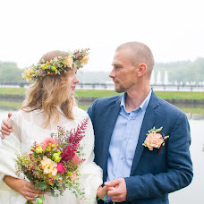 Wedding photographer Sergey Evseev (photoOM). Photo of 08.11.2015