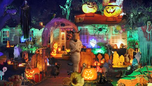 Crazy Halloween Party 2016