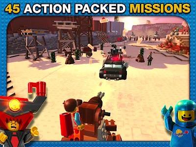 The LEGO ® Movie Video Game screenshot 7