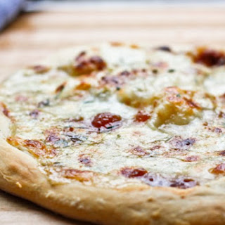 Rosemary Fig Pizza