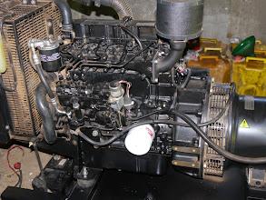 Photo: Generator close up