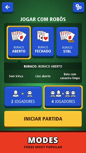 Buraco Canasta Jogatina: Card Games For Free apkpoly screenshots 5