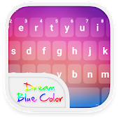 Emoji Keyboard- DreamBlueColor