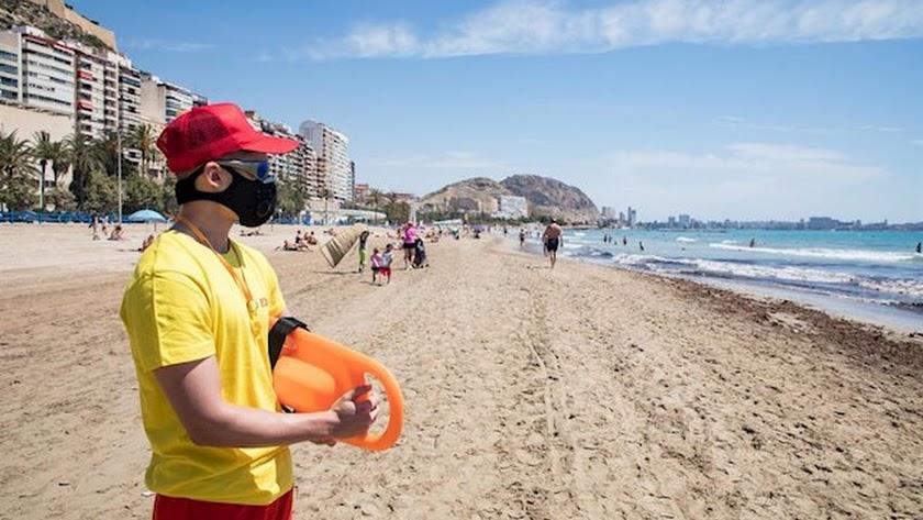 Se espera el verano más cálido en la mitad sur de España.