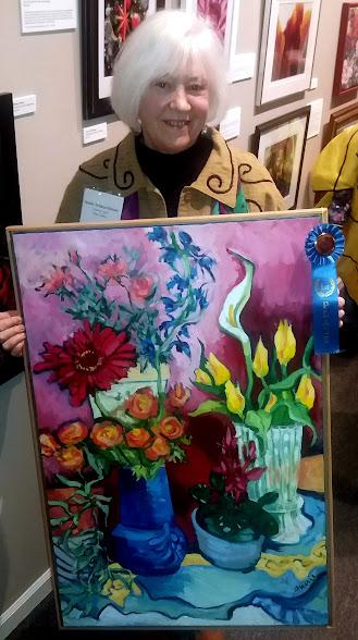 First Place winner Annie Scheumbauer