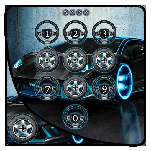 LockScreen Theme - Lamborghini
