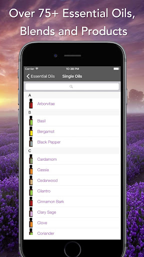 Download Essential Oils Reference Guide for doTERRA MOD APK 2