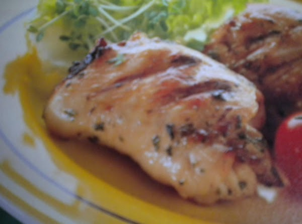 Minty Lime Chicken Recipe