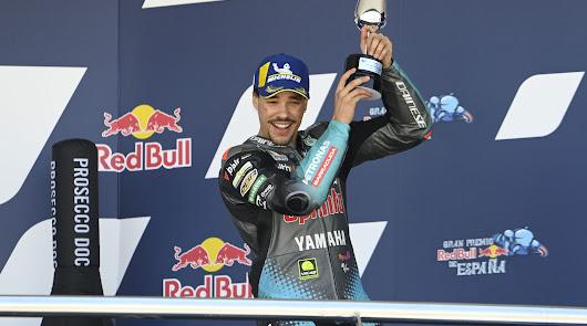 Las Yamaha no rindieron los que se esperaba de ellas en el GP de Jerez