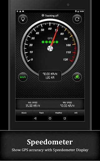 GPS Speedometer screenshot 10
