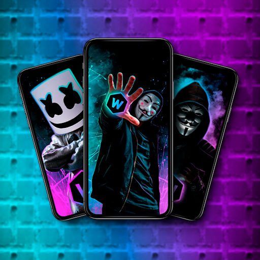 Wallpapers Full HD, 4K Backgrounds Icon