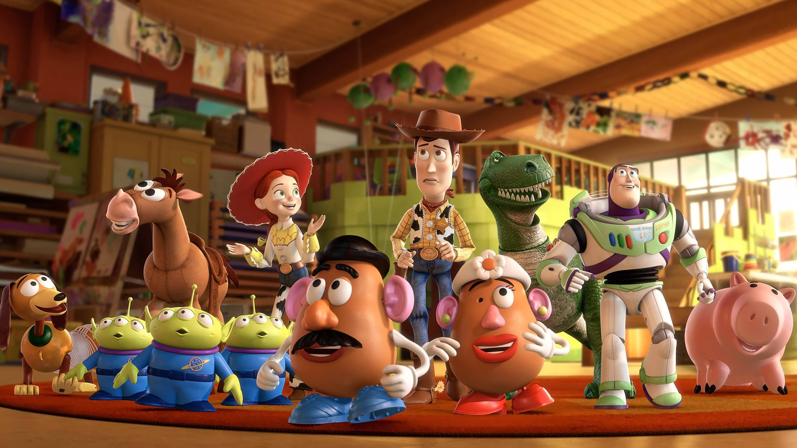 Image result for toy story scene